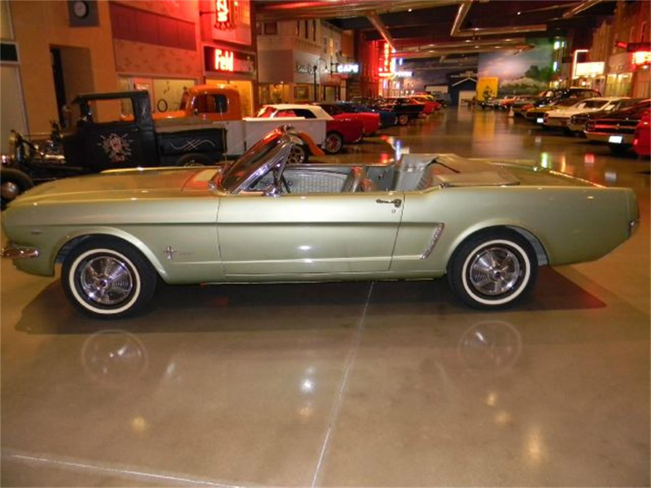 Large Picture of 1965 Mustang located in Iowa Offered by Okoboji Classic Cars LLC  - CN3B