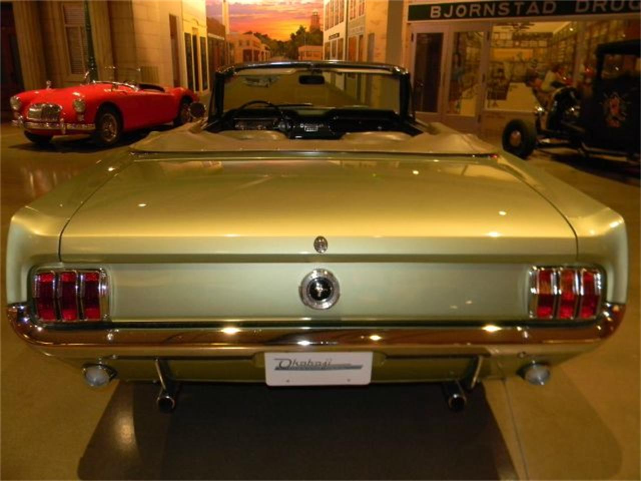 Large Picture of '65 Ford Mustang - $45,000.00 Offered by Okoboji Classic Cars LLC  - CN3B
