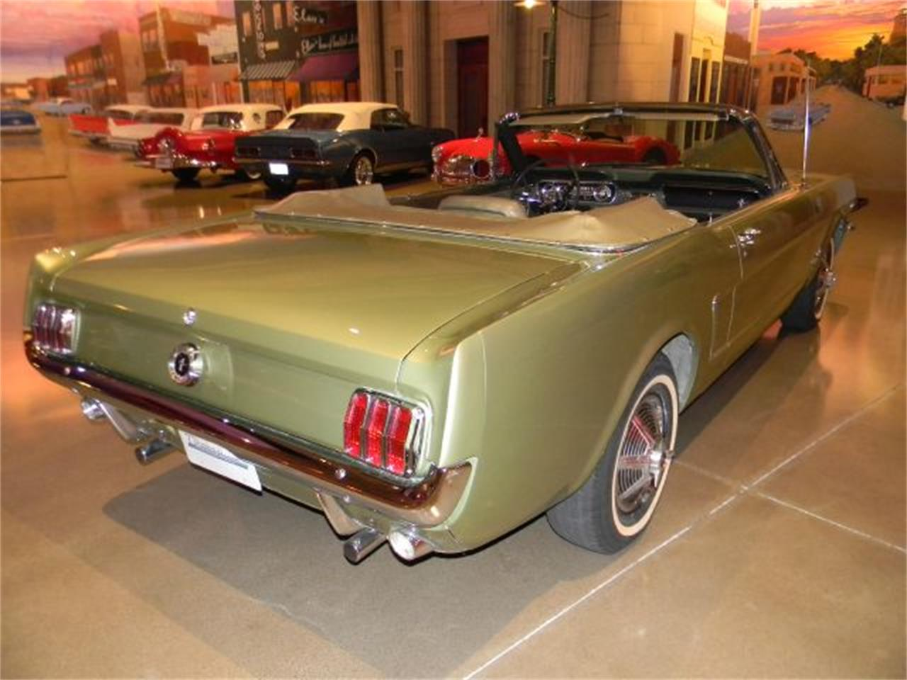Large Picture of '65 Mustang located in West Okoboji Iowa Offered by Okoboji Classic Cars LLC  - CN3B