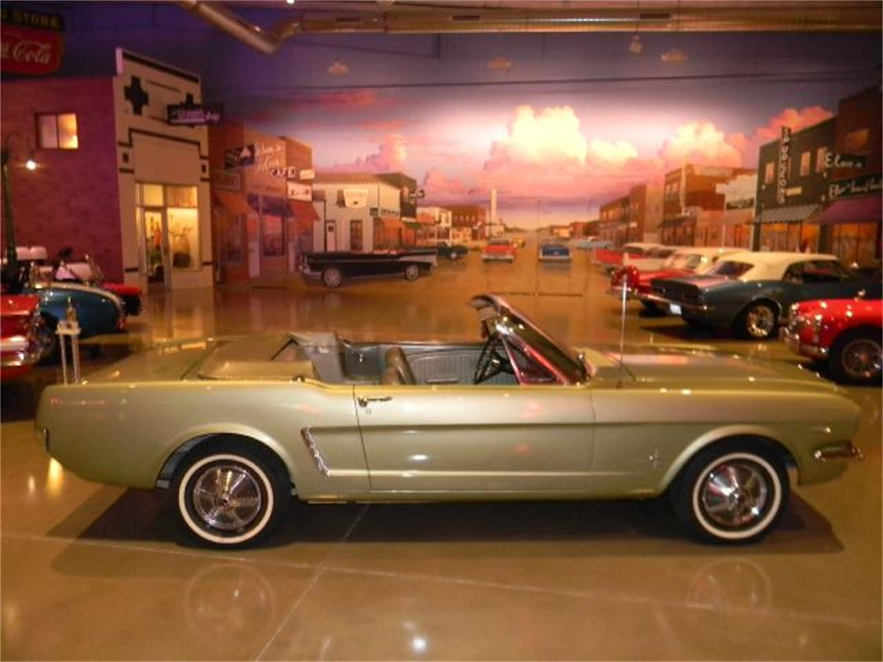 Large Picture of '65 Ford Mustang located in Iowa - CN3B