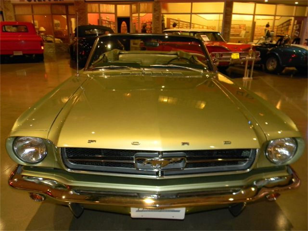 Large Picture of 1965 Ford Mustang located in West Okoboji Iowa - CN3B
