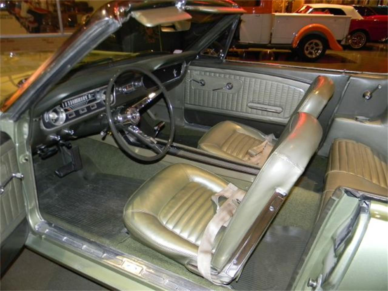 Large Picture of Classic 1965 Ford Mustang - $45,000.00 Offered by Okoboji Classic Cars LLC  - CN3B