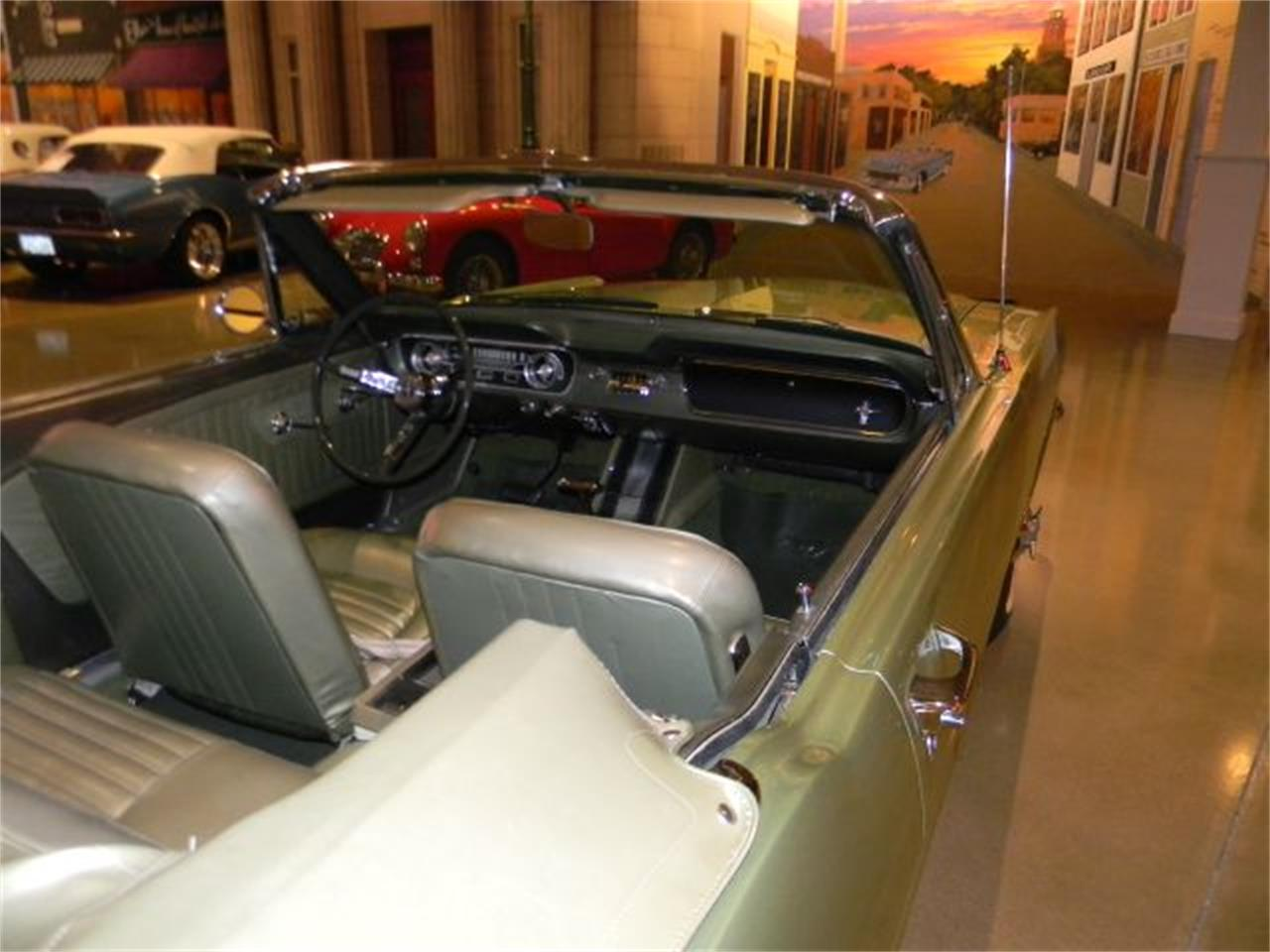 Large Picture of Classic '65 Mustang located in Iowa Offered by Okoboji Classic Cars LLC  - CN3B