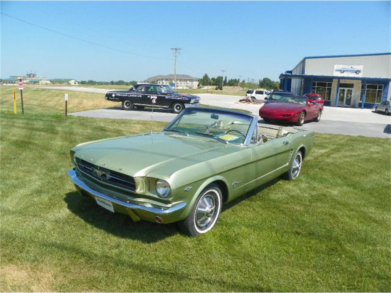 Large Picture of Classic '65 Mustang located in West Okoboji Iowa - CN3B