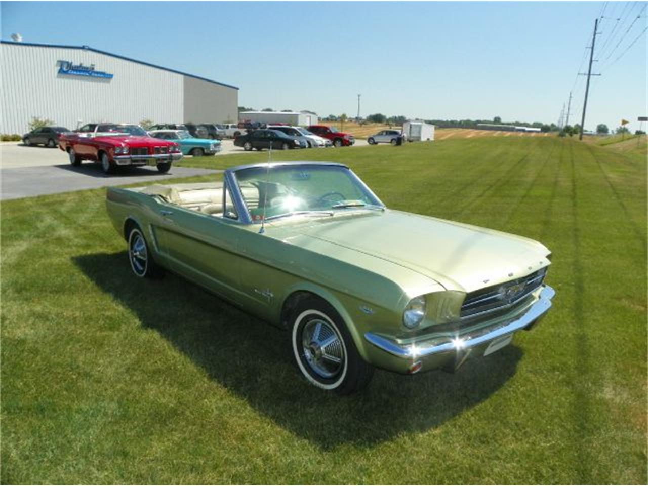 Large Picture of Classic '65 Mustang located in Iowa - CN3B
