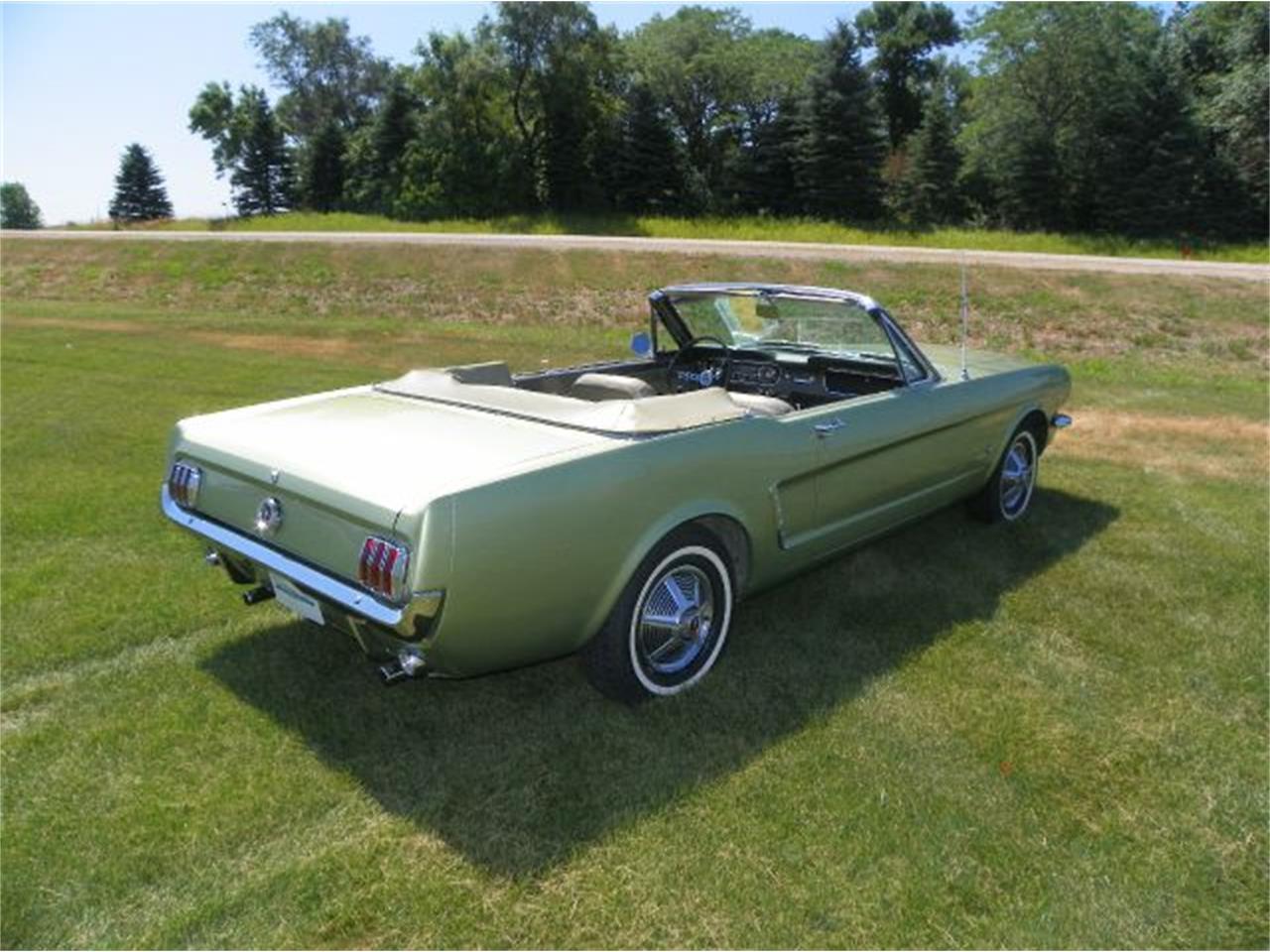 Large Picture of Classic '65 Mustang located in West Okoboji Iowa Offered by Okoboji Classic Cars LLC  - CN3B