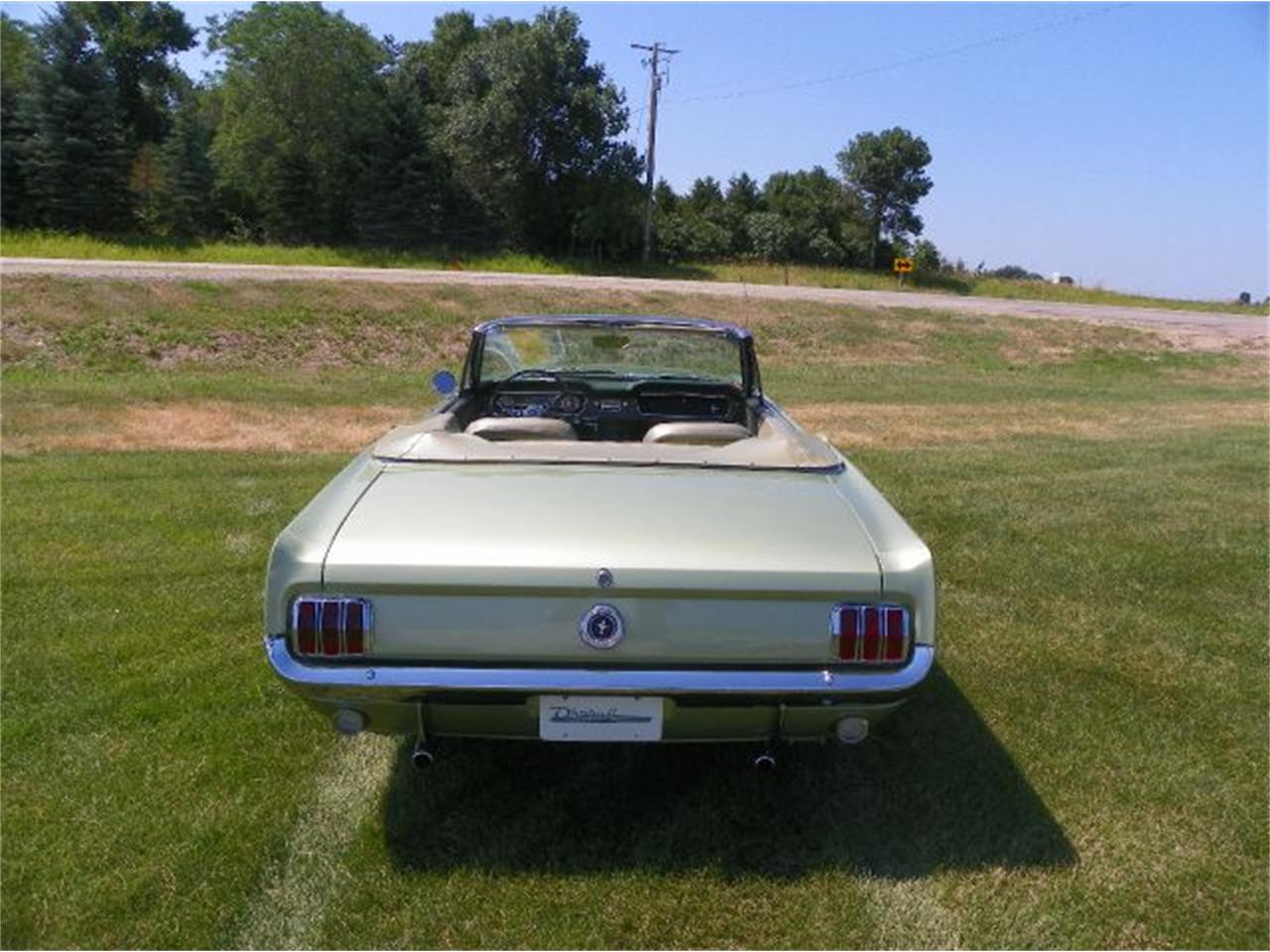 Large Picture of Classic 1965 Ford Mustang located in Iowa - CN3B