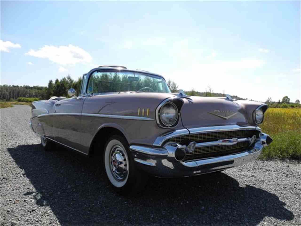 Large Picture of '57 Bel Air - CN4J