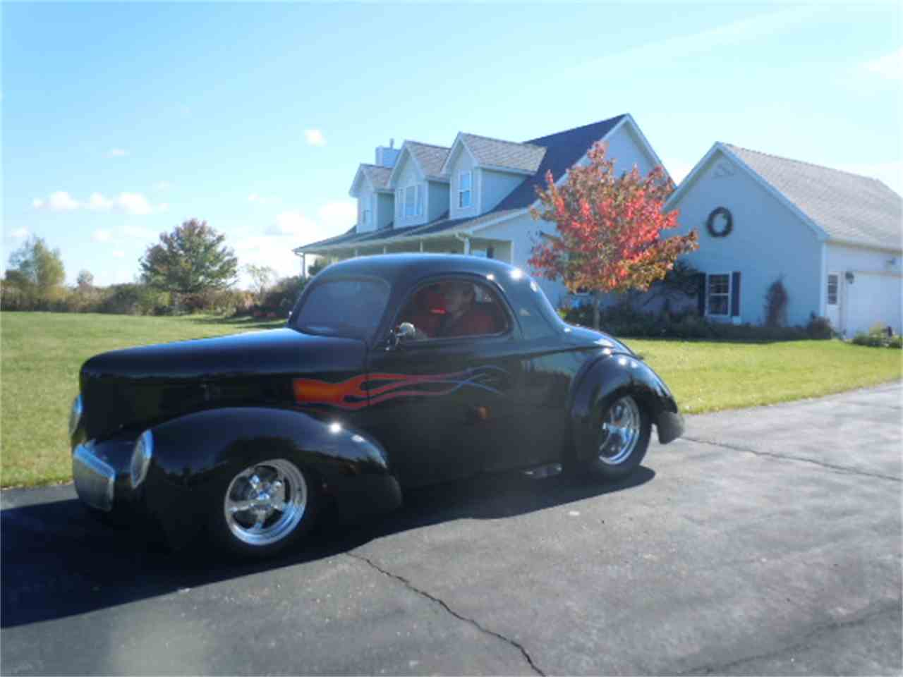 Large Picture of 1941 Willys Coupe located in Michigan - CO50