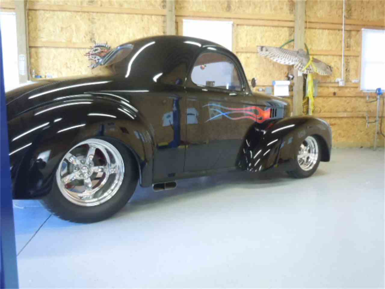Large Picture of '41 Willys Coupe - $110,000.00 Offered by a Private Seller - CO50