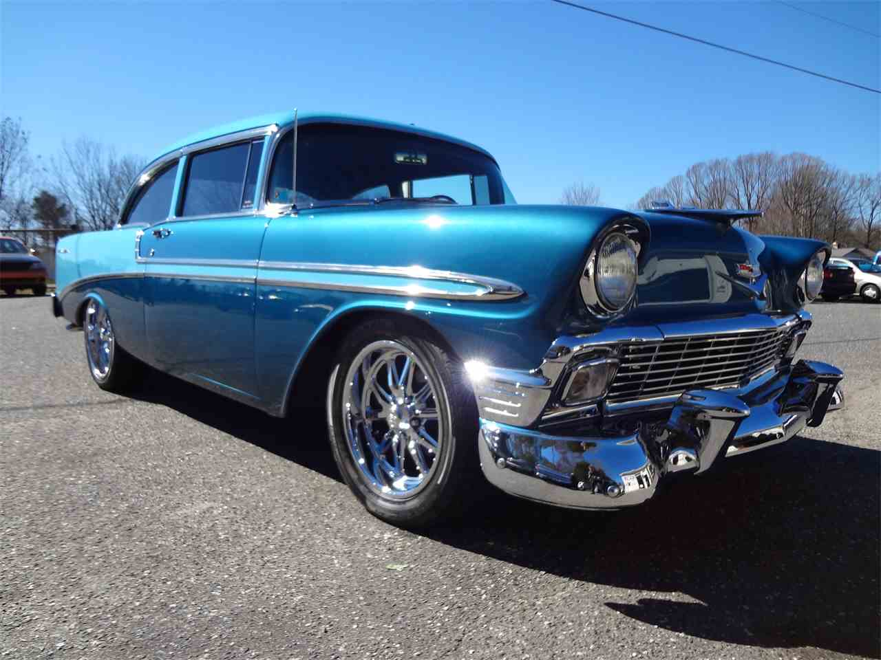 Large Picture of '56 Bel Air - CO8A