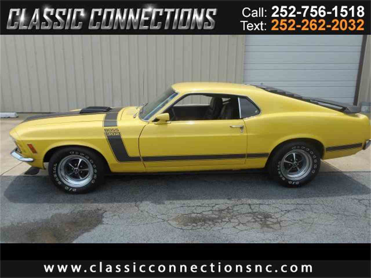 Large Picture of '70 Mustang - COA9