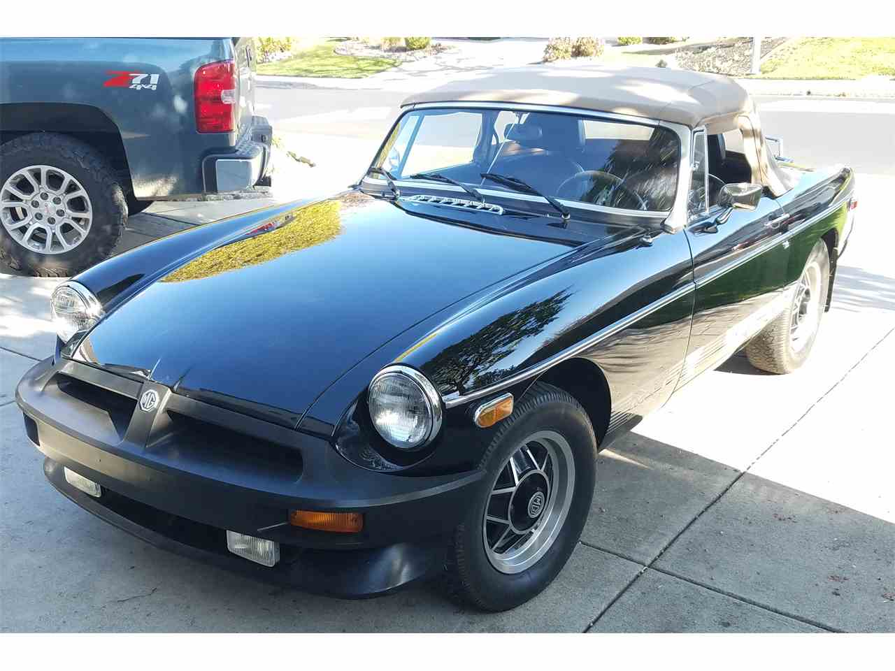 Large Picture of '79 MGB - COAZ