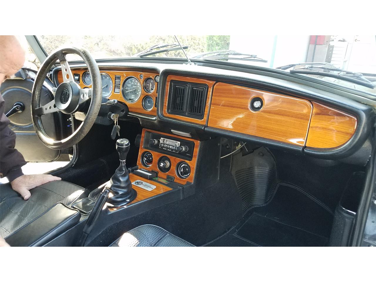 Large Picture of 1979 MG MGB located in Brentwood California - COAZ