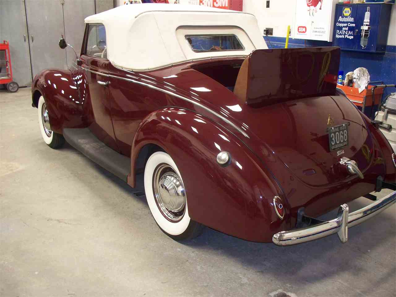 1939 Ford Convertible for Sale | ClassicCars.com | CC-590139