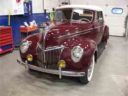 Picture of '39 Convertible - CNCR
