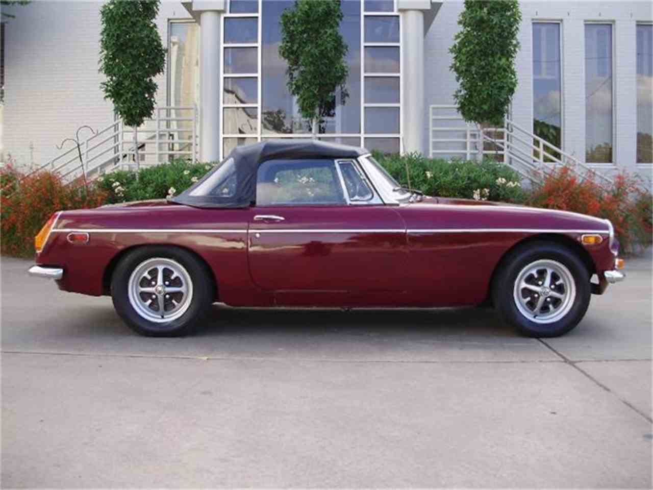 Large Picture of 1974 MG MGB - $7,500.00 - CNDB