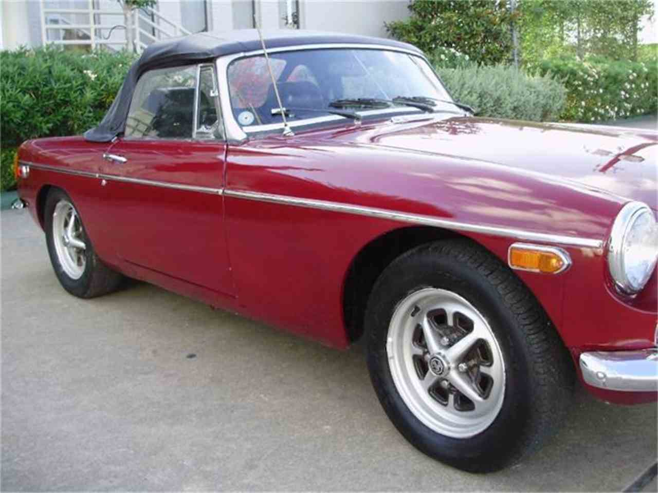 Large Picture of 1974 MG MGB located in Houston Texas Offered by ANX Motors Inc. - CNDB