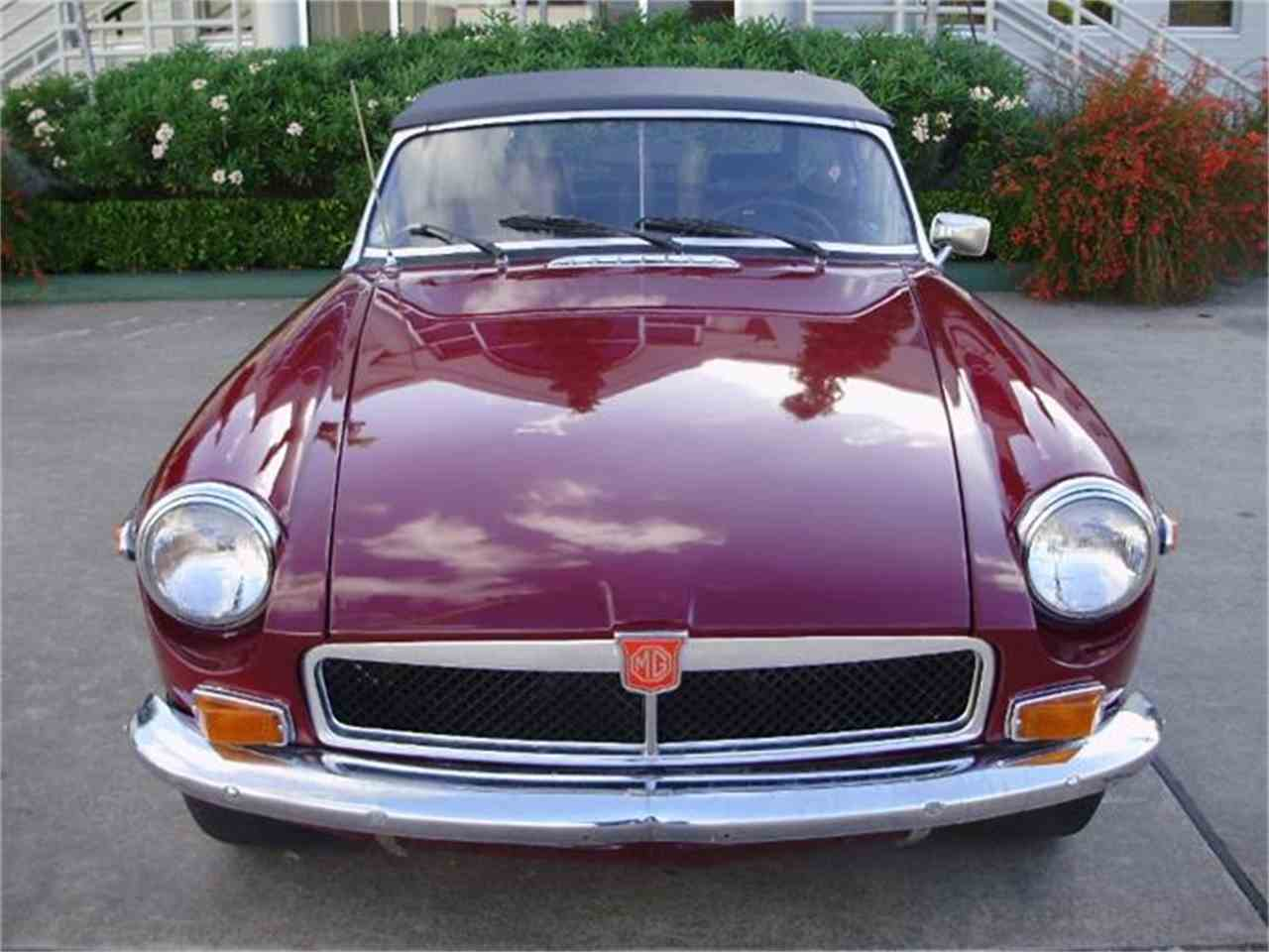 Large Picture of '74 MG MGB Offered by ANX Motors Inc. - CNDB