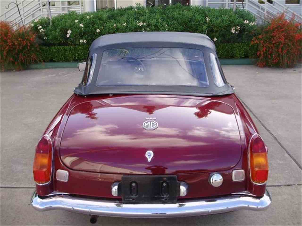 Large Picture of 1974 MGB located in Houston Texas - $7,500.00 Offered by ANX Motors Inc. - CNDB