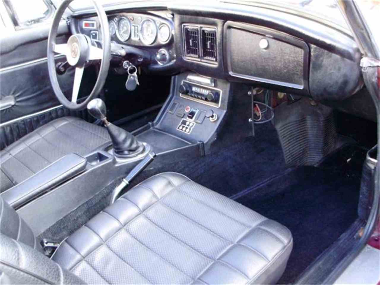 Large Picture of '74 MGB Offered by ANX Motors Inc. - CNDB