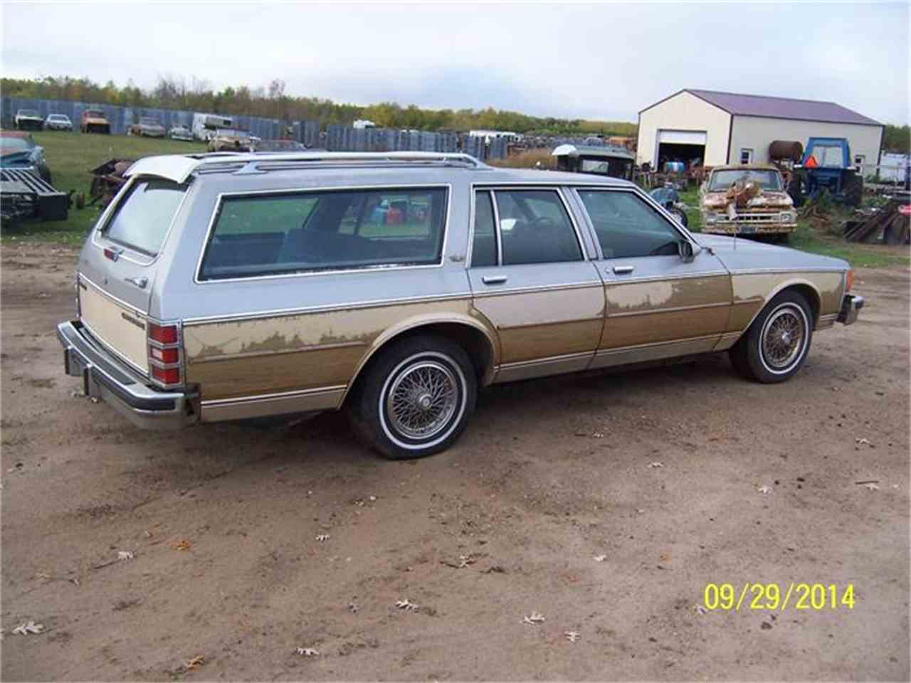 1986 Chevrolet Station Wagon for Sale | ClassicCars.com | CC-590179