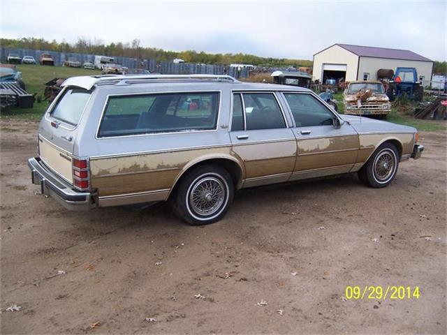 Picture of 1986 Station Wagon located in Parkers Prairie Minnesota - $2,000.00 Offered by  - CNDV