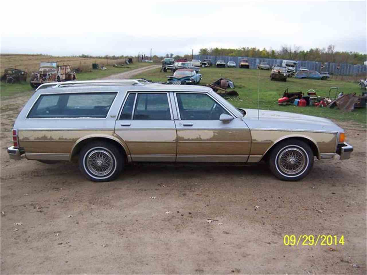 Large Picture of '86 Station Wagon - CNDV