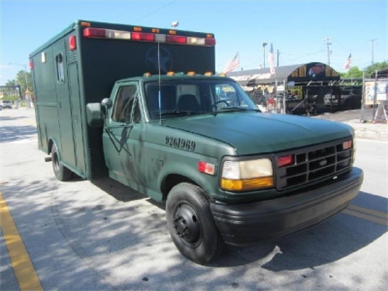 Large Picture of '93 Ambulance - COPZ
