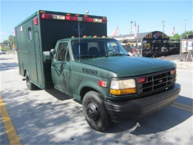 Picture of '93 Ford Ambulance Offered by  - COPZ