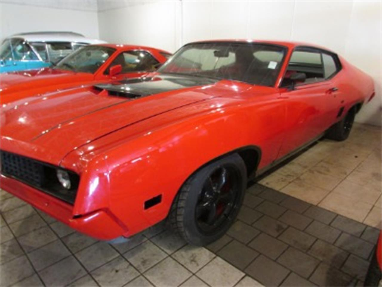 Large Picture of Classic 1970 Ford Torino - COQ1