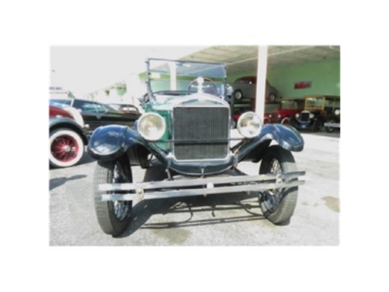 Large Picture of 1927 Model T located in Miami Florida Offered by Sobe Classics - COQA
