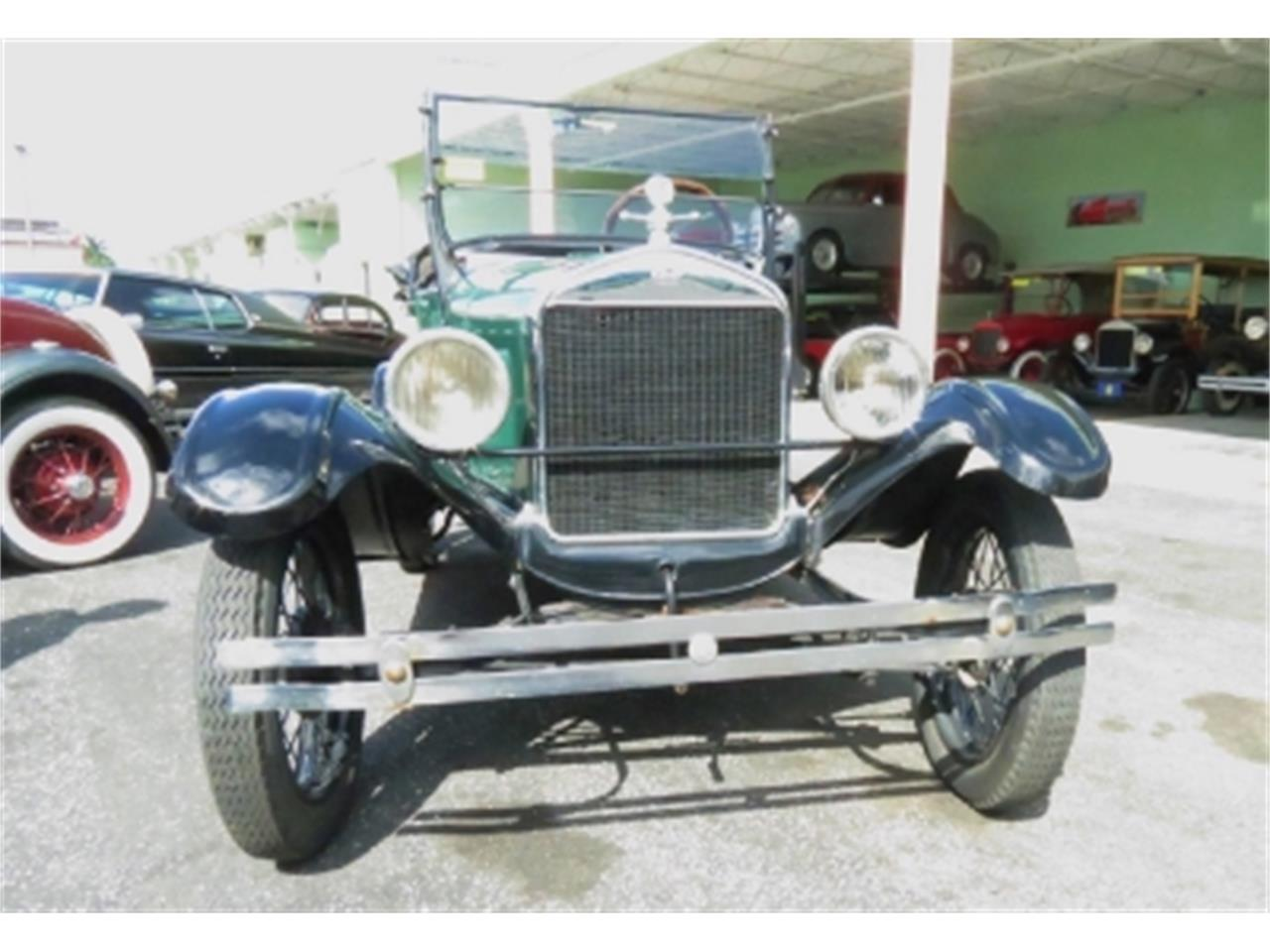 Large Picture of Classic '27 Model T located in Florida - COQA