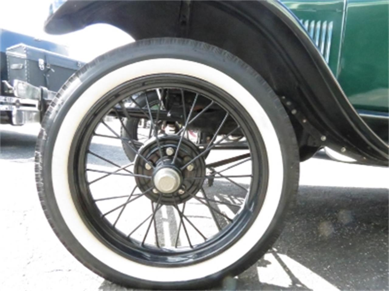 Large Picture of 1927 Model T - COQA