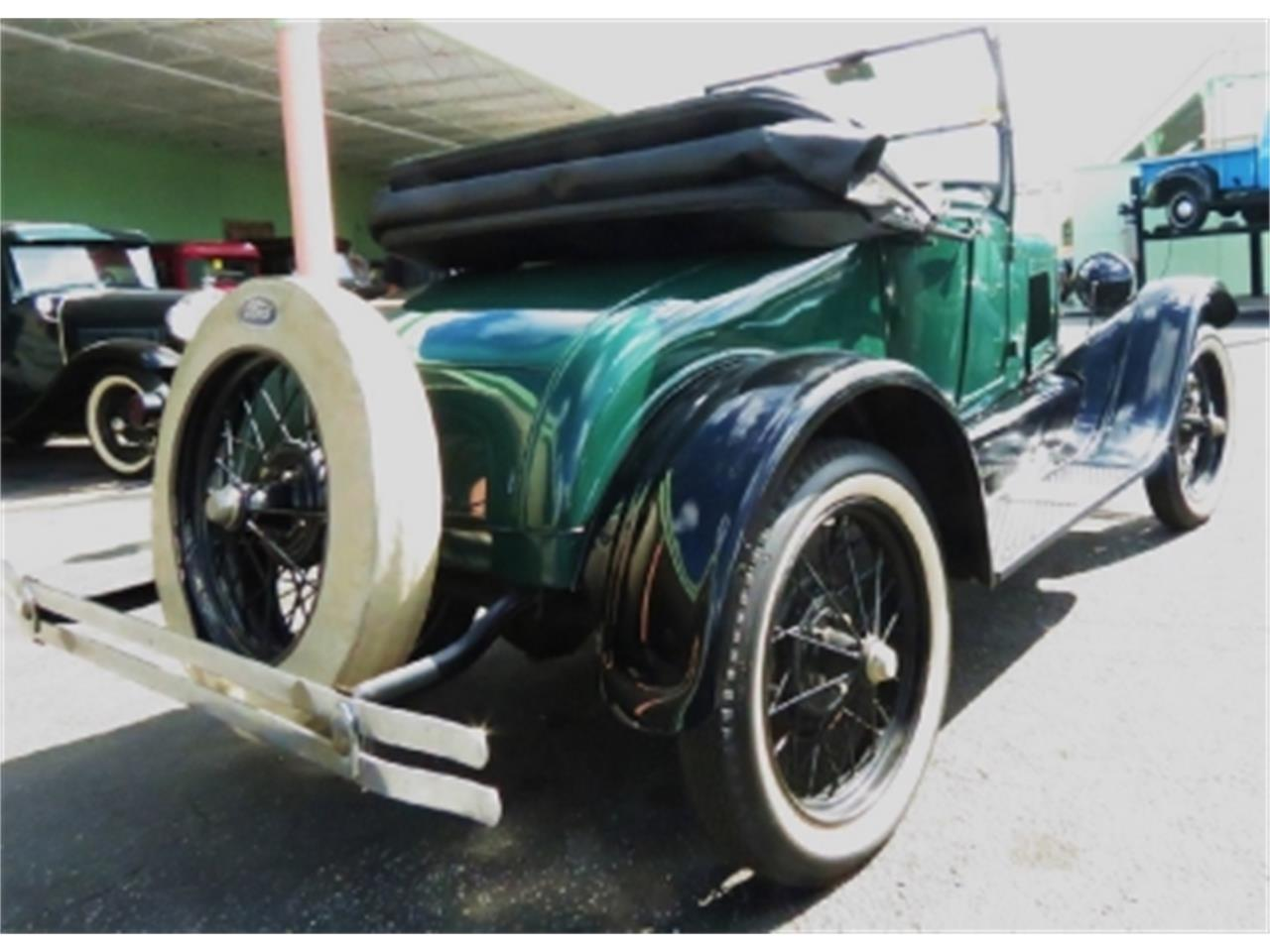 Large Picture of Classic '27 Model T located in Miami Florida Offered by Sobe Classics - COQA