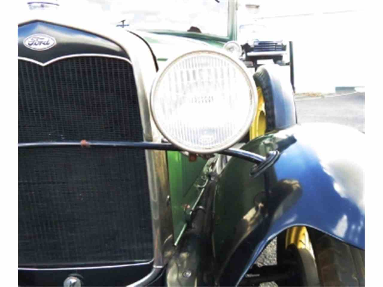 Large Picture of '31 Model A - COQB