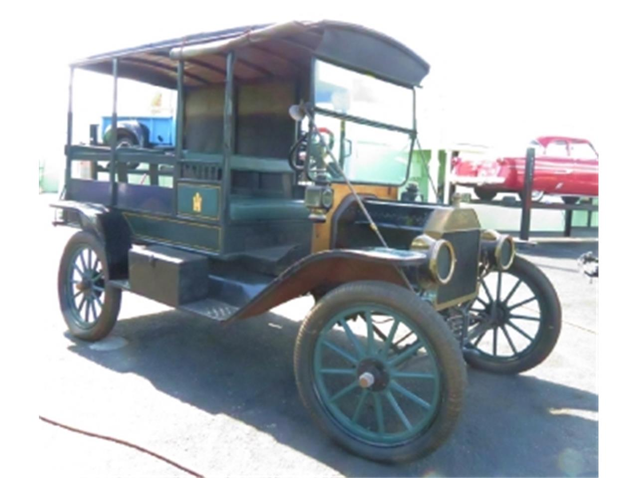 Large Picture of '14 Model T - COQD