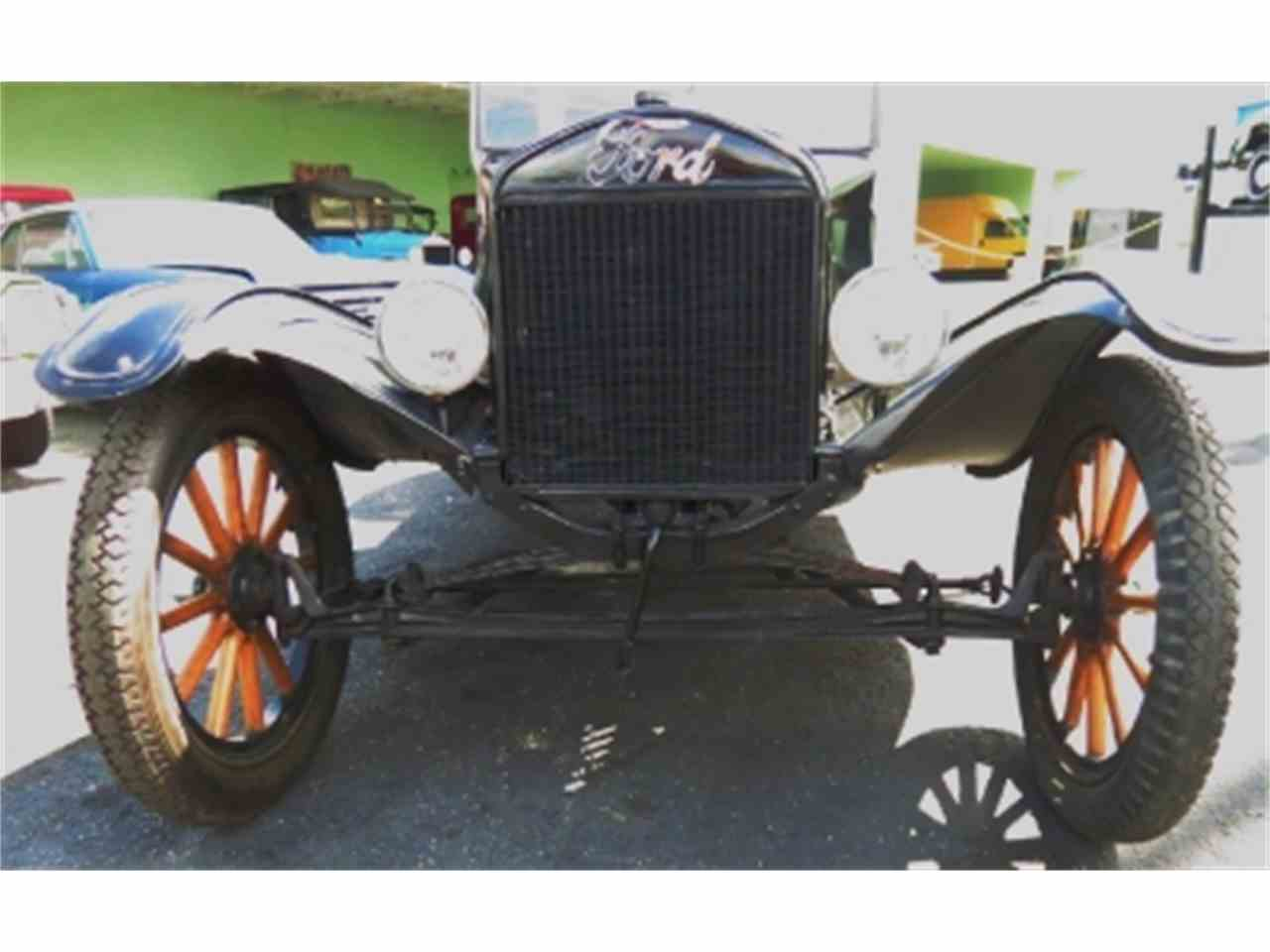 Large Picture of '21 Model T - COQE