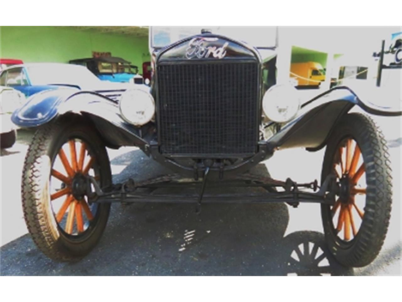 Large Picture of Classic 1921 Model T Offered by Sobe Classics - COQE