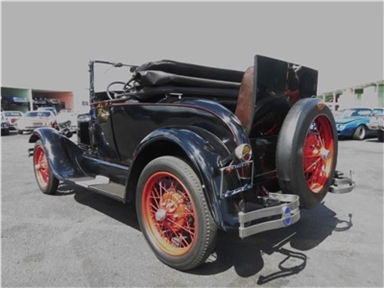 Large Picture of '29 Model A - COQF