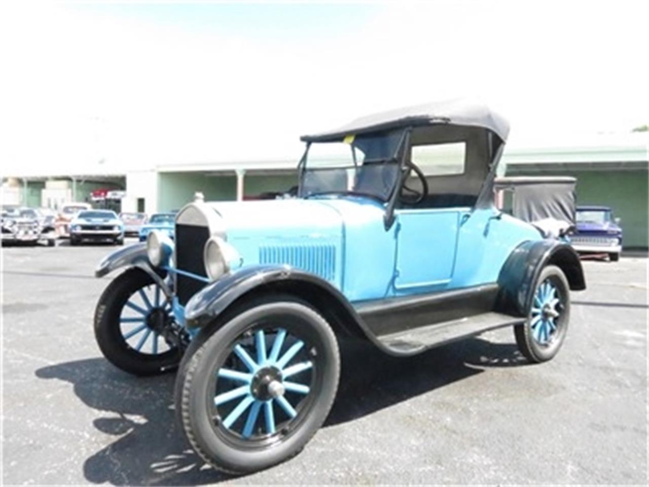 Large Picture of Classic 1926 Ford Model T located in Miami Florida - COQK