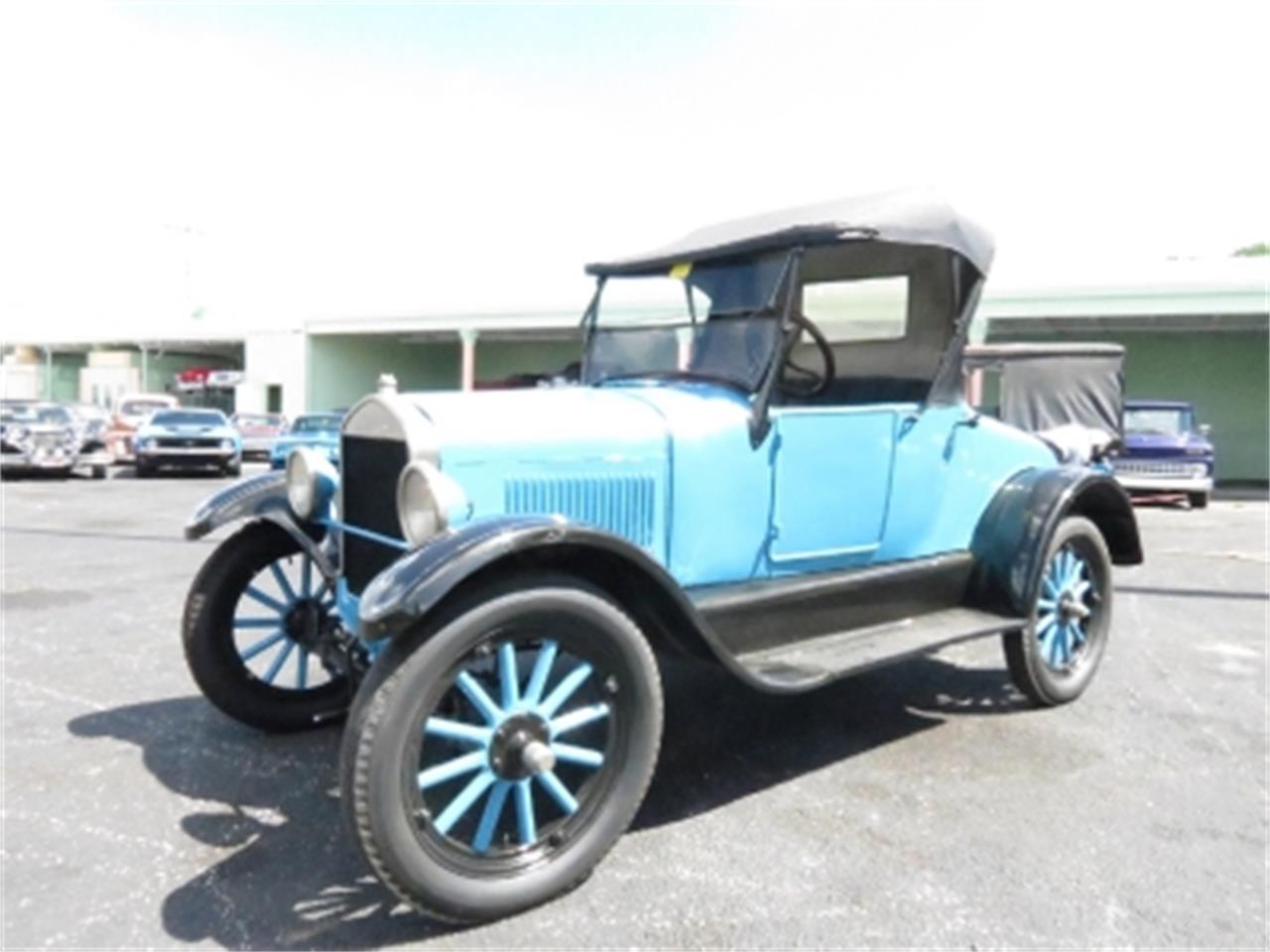 Large Picture of Classic 1926 Ford Model T - COQK