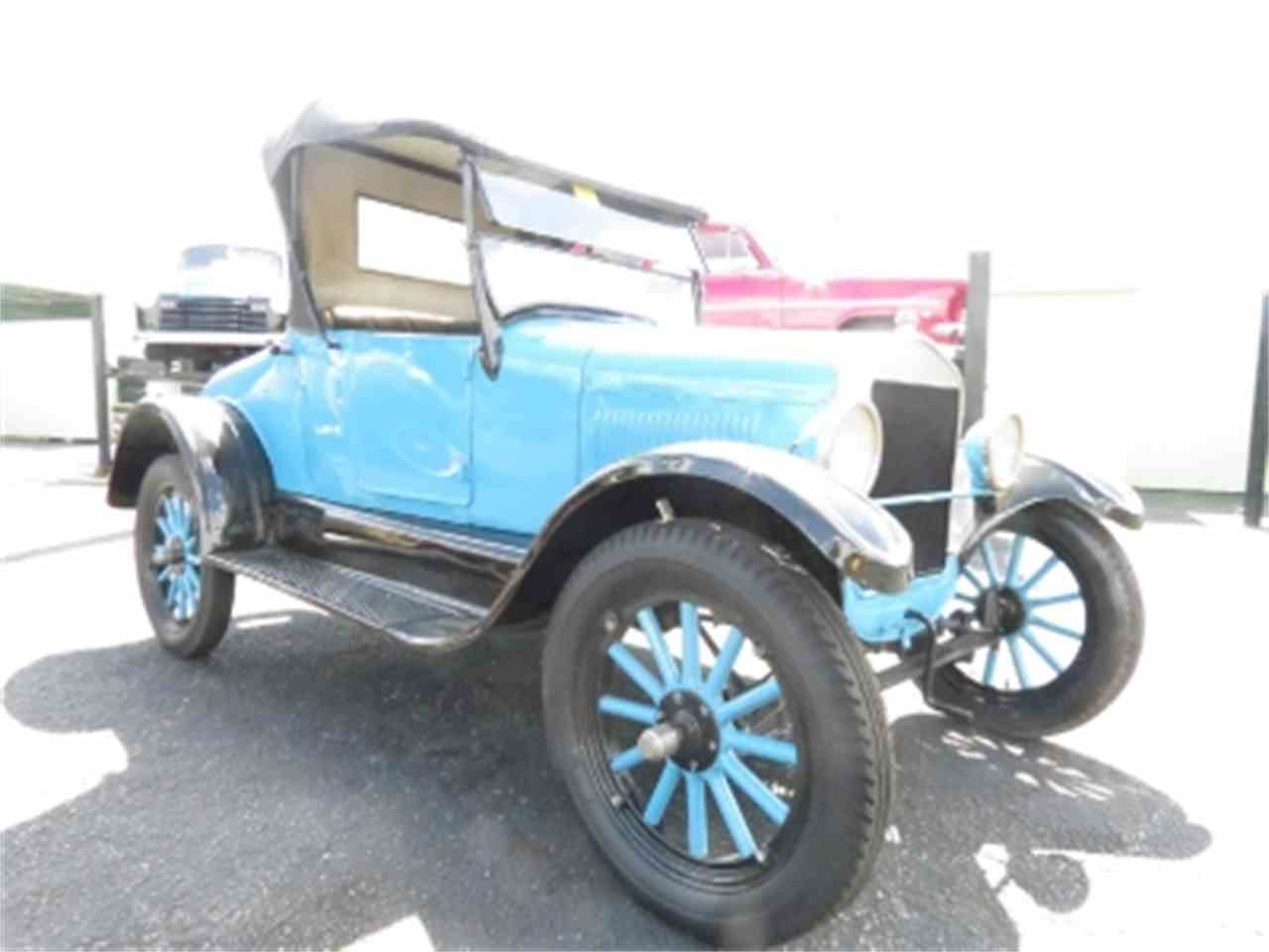 Large Picture of '26 Model T - COQK