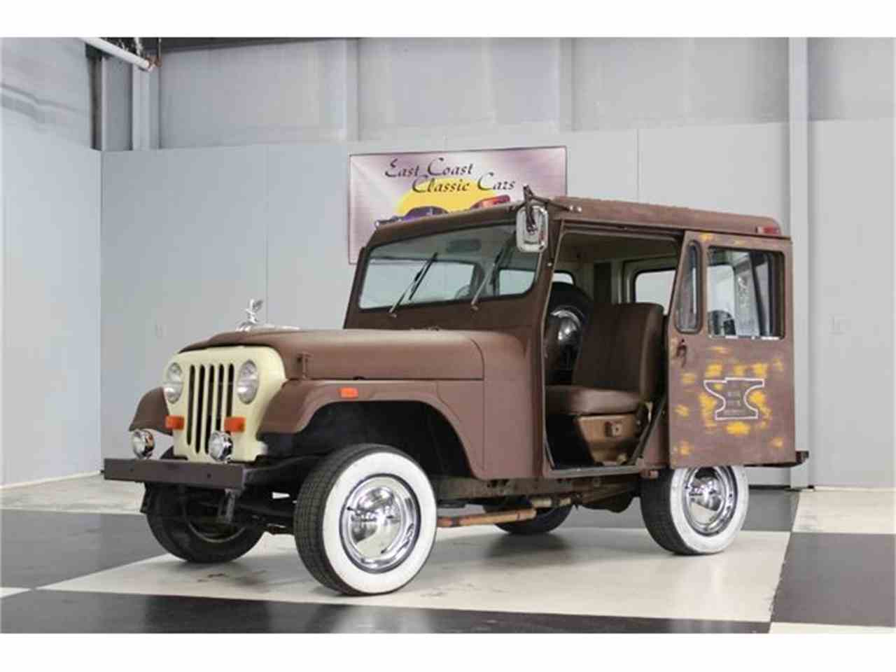 Large Picture of '76 Mail Jeep - COS7