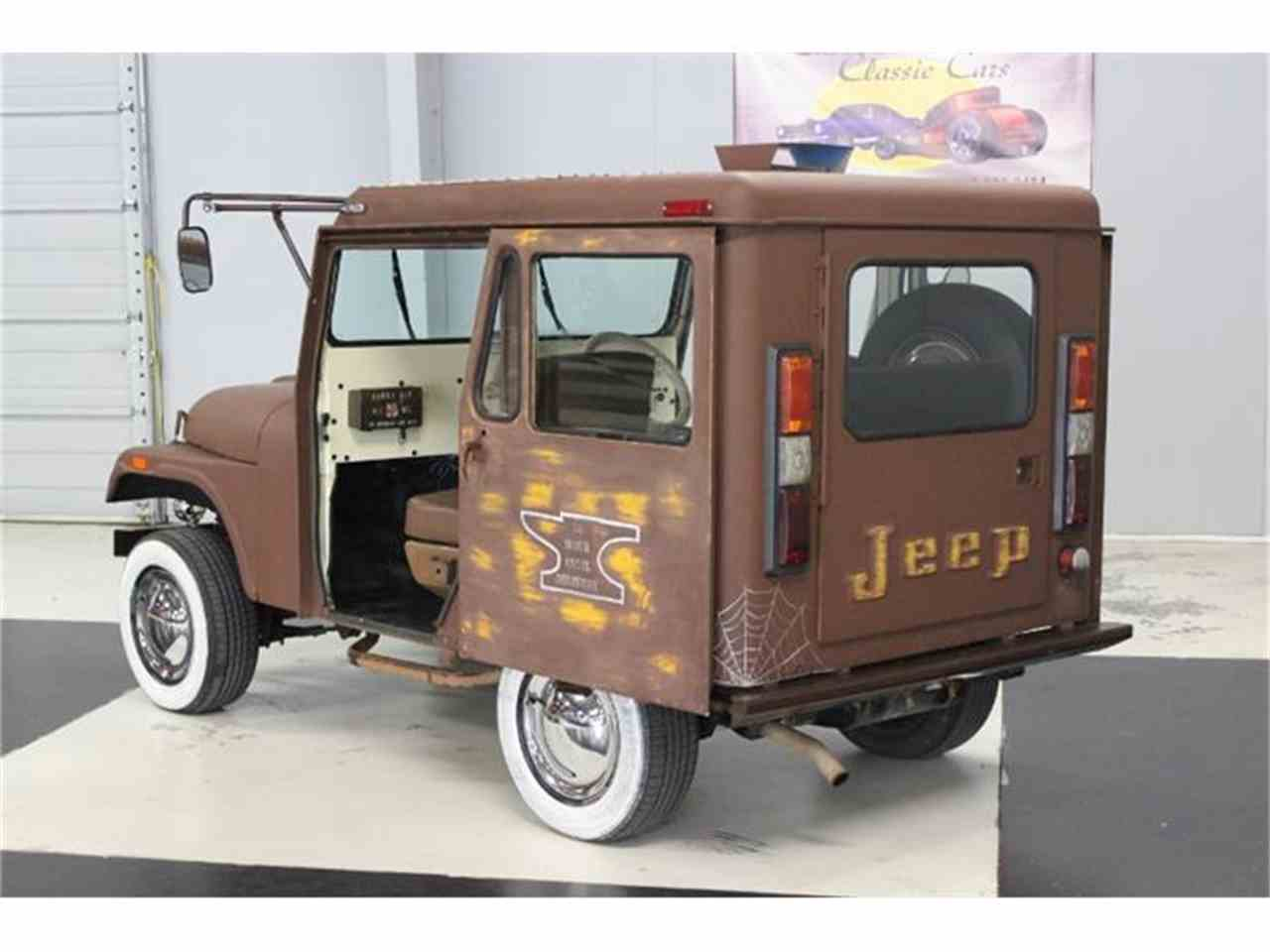 1976 jeep mail jeep for sale cc 591991. Black Bedroom Furniture Sets. Home Design Ideas