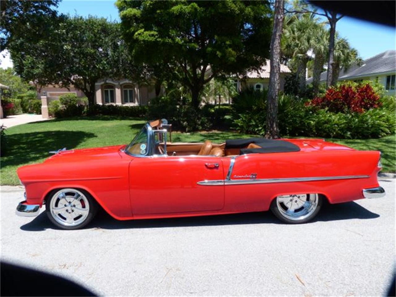 Large Picture of '55 Bel Air - CQ3D