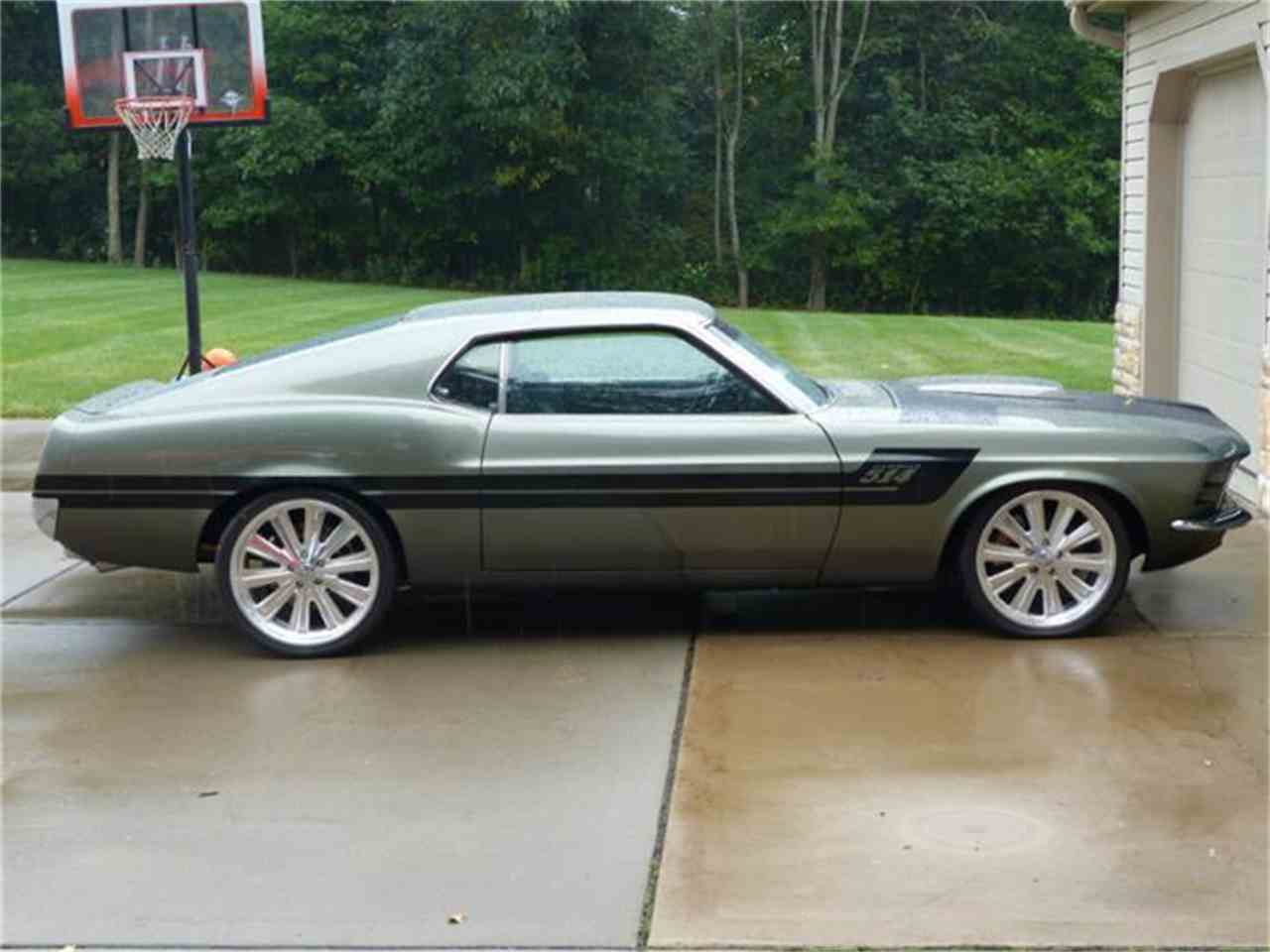 Large Picture of '70 Mustang - CQ3H