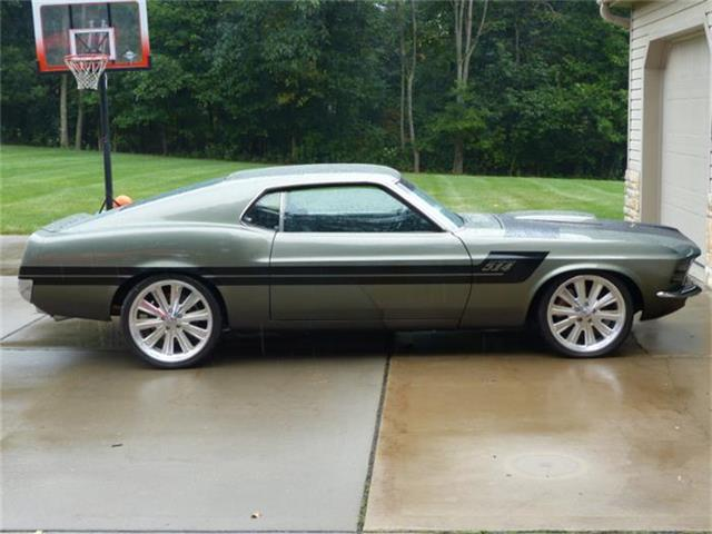 Picture of '70 Mustang - CQ3H