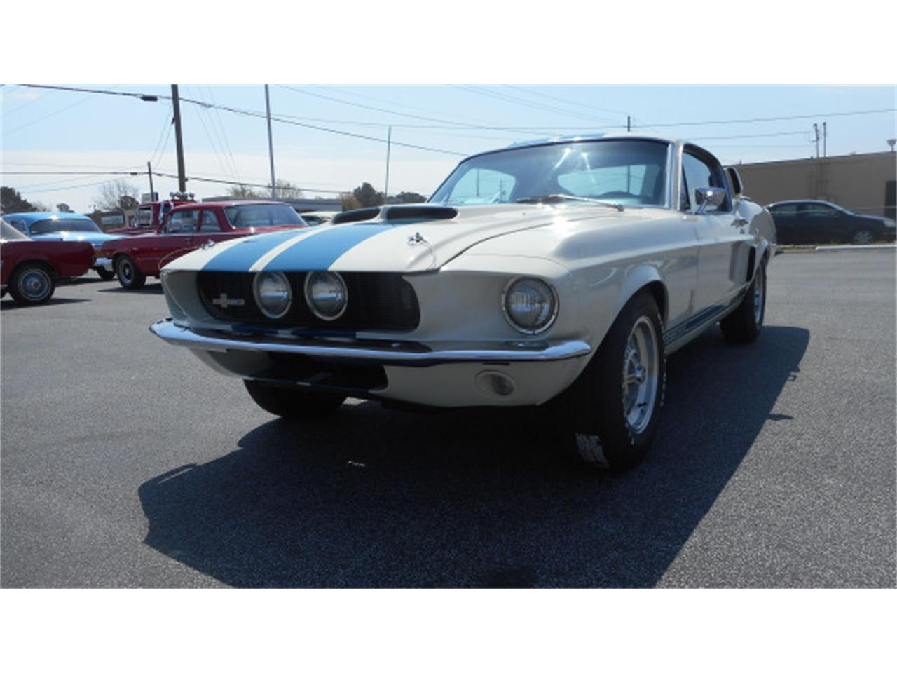 Large Picture of 1967 GT500 located in North Carolina - CQ57