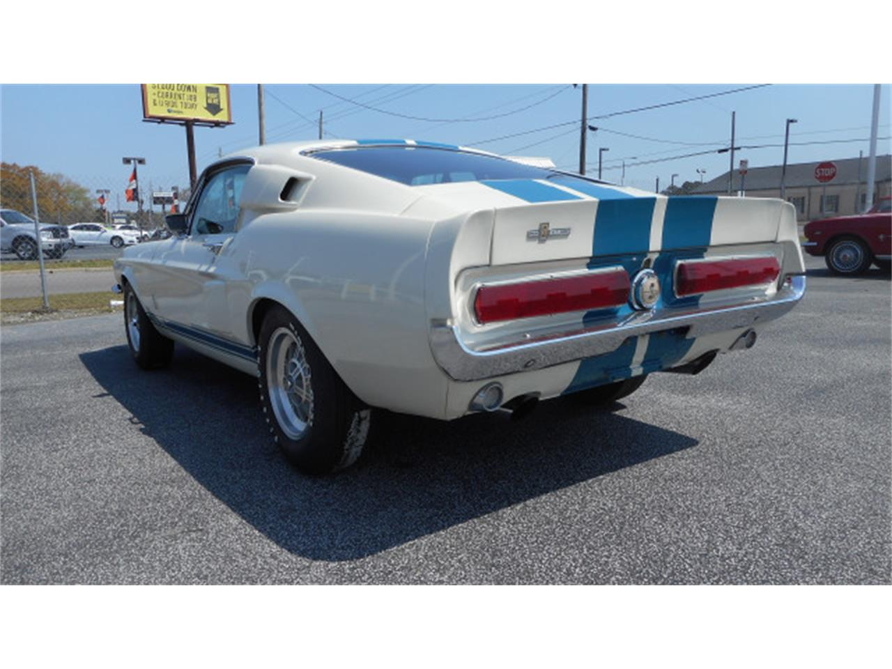 Large Picture of '67 GT500 located in Greenville North Carolina - $275,000.00 Offered by Classic Connections - CQ57